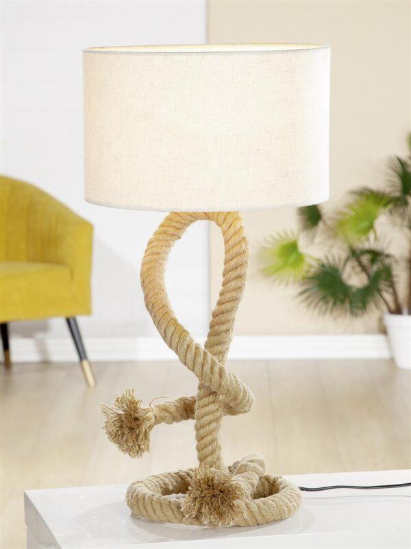 Lampe Tau Design Knoten Holzwurm Salzwedel